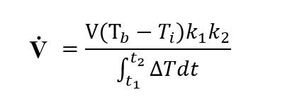 modern form of the Stewart-Hamilton equation